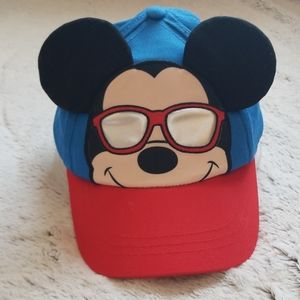 Disney kids hat Mickey Mouse one size